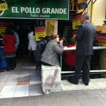 Photo taken at El Pollo Grande by Kote K. on 9/3/2011