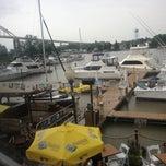 Photo taken at Chesapeake Inn Restaurant & Marina by Joey O. on 7/2/2013