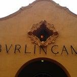 Photo taken at Burlingame, CA by Matthew G. on 10/25/2012