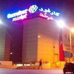 Photo taken at Carrefour Market by Abdel Karim J. on 5/22/2013