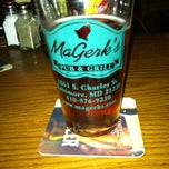 Photo taken at MaGerks Pub & Grill by Rob B. on 5/24/2013