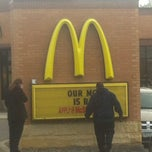 Photo taken at McDonald's by P Z. on 10/25/2013