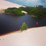 Photo taken at Lago da Coca-Cola by Marcelo B. on 6/21/2013