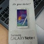Photo taken at Samsung Digital Centre by Akma K. on 12/23/2014
