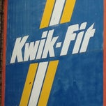 Photo taken at Kwik-Fit by Chris Y. on 3/12/2013