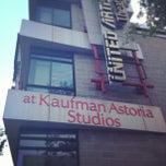 Photo taken at United Artists Kaufman Astoria 14 by Tomoko T. on 5/22/2013