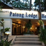 Photo taken at Patong Lodge Hotel by Esso on 5/20/2013