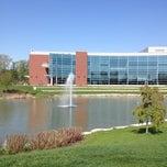Photo taken at Eastern Michigan University by Kelly H. on 5/9/2013
