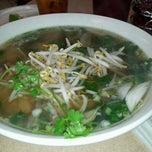 Photo taken at Pho Vietnam by michael w. on 7/7/2013