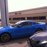 Photo taken at Mason City Ford Lincoln by Scott D. on 5/10/2013