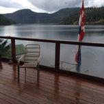 Das Foto wurde bei Sakinaw Lake von Don W. am 9/23/2013 aufgenommen