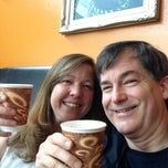 Photo taken at Nosh + Coffee by Craig L. on 5/6/2013