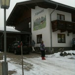 Photo taken at Haus Alpensee by Xandra on 1/29/2013