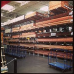 Photo taken at Lowe's Home Improvement by Rob B. on 6/27/2013