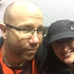 Photo taken at Gate C41 by Alana R. on 4/11/2015