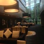 Photo taken at Van der Valk Hotel Rotterdam-Blijdorp by Natalia K. on 8/12/2013