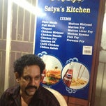 Photo taken at Satya's Kitchen by murali m. on 5/31/2013