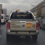 Photo taken at Большая Тульская ул., 46 by Petr P. on 10/27/2013