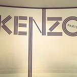 Photo taken at Kenzo by emma t. on 4/1/2013