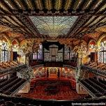 Foto tomada en Palau de la Música Catalana por BarcelonaCitizen el 6/28/2013