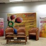 Photo taken at PT. Industri Telekomunikasi Indonesia (Persero) by Rendy M. on 10/28/2014