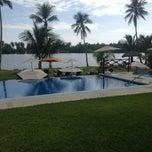 Photo taken at Refugio del Sol Hotel & Club de Playa by Gustavo J. on 8/18/2013