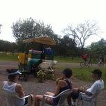 Photo taken at Quiosque do Estacionamento 3 by Alexandre N. on 1/19/2014