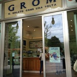 Photo taken at Grom by Elisa A. on 6/3/2013