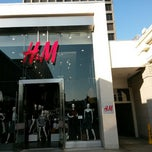 Photo taken at H&M by Madam F. on 8/8/2014
