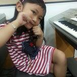 Photo taken at Hana Music by Dewi_arum m. on 12/18/2013