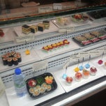 Photo taken at Sushi of Gari at The Plaza Hotel Food Hall by Kim S. on 8/29/2013