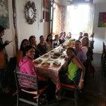 Photo taken at Barbatana Restaurante by Marina P. on 3/7/2014