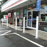 Photo taken at Dunkin Donuts / Cumberland Farms by Maureen R. on 7/13/2013