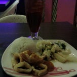 Photo taken at Solaria by Yustina E. on 6/16/2014