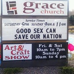 Photo taken at Grace Church of Arvada by Jo F. on 11/4/2012