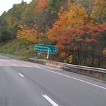 Photo taken at Interstate 81 by Johanna S. on 10/6/2012