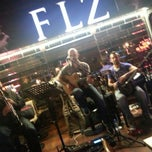 Photo taken at Flz Cafe & Restaurant by Ercan E. on 5/27/2013