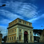 Photo taken at Gianicolo 150 by Marco P. on 1/25/2015
