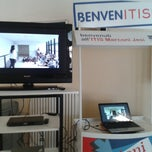 "Photo taken at ITIS ""Guglielmo Marconi"" by Gianluca M. on 1/18/2014"