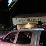 Photo taken at Tangs Doughnuts by Jonathan C. on 10/31/2014