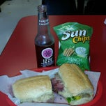 Photo taken at The Sandwich Spot by Sherry P. on 6/4/2014