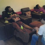 Photo taken at My Olive Reflexology & Foot Care by FAIZA ERINA R. on 11/14/2012