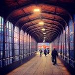 Photo taken at Bahnhof Berlin Friedrichstraße by Ilya on 10/11/2012
