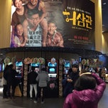 Photo taken at 시티세븐몰 (City 7 Mall) by sangsoo k. on 1/18/2015