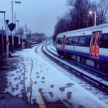 Photo taken at Bushey Railway Station (BSH) by Andrew W. on 2/11/2013
