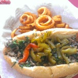 Photo taken at Cheese Steak Shop by B G. on 6/12/2013