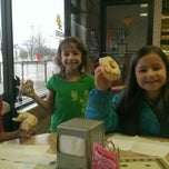 Photo taken at Donut Scene by Mandi S. on 11/26/2014