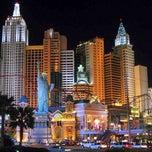 Photo taken at New York-New York Hotel & Casino by Michiel Vdd on 8/30/2013