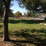 Photo taken at Robe Ann Park by Nacho☝ on 9/24/2013