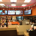 Photo taken at Dunkin Donuts by M & M. on 7/6/2013